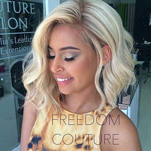 Trendy Hairstyles for Short Hair-11