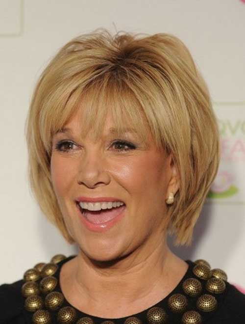 Bob Hairstyles for Older Ladies-14