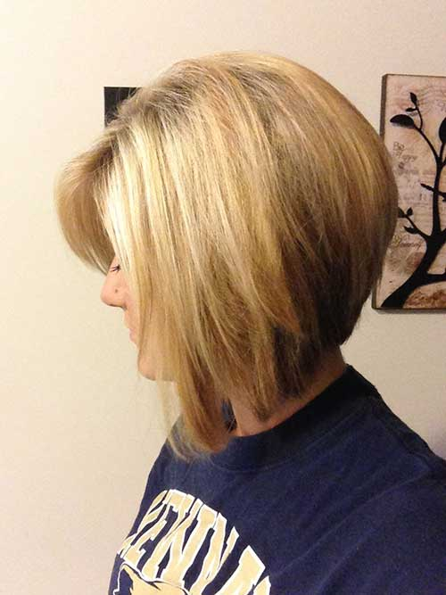 Best Pics Of Inverted Bob Hairstyles