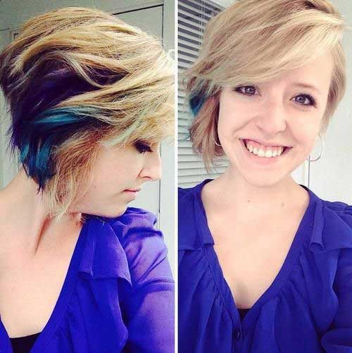 Cute Short Hair Styles