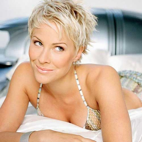 Best Short Blonde Hairstyles - 25