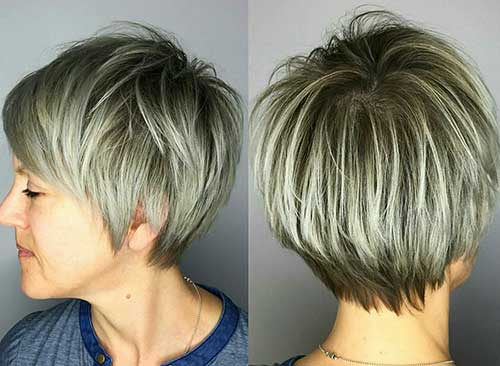Short Haircuts for Women - 18