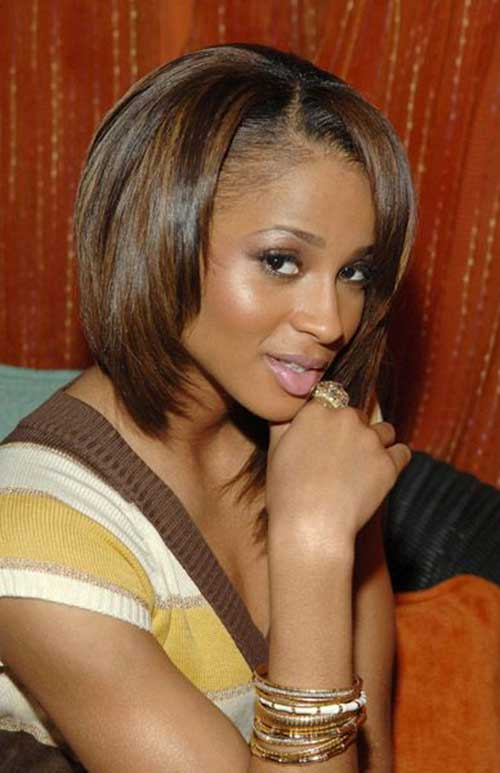 Short Hair Bobs for Black Women Styles