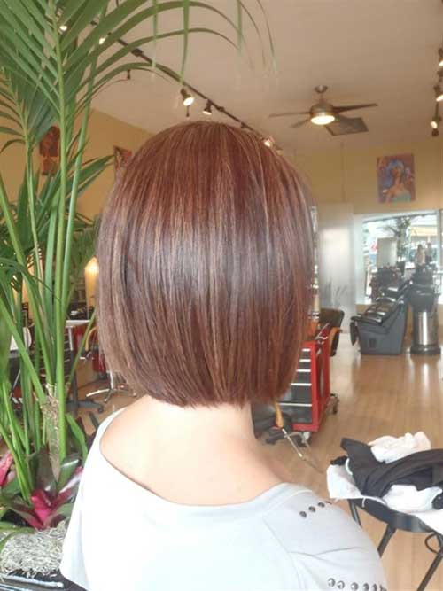 Best Line Bob Hairstyles Pictures