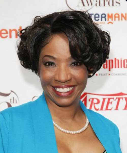 Short Hairstyles Black Women-10