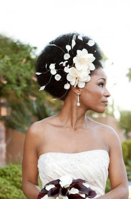 19 Wedding Hairstyle Short Hair_8