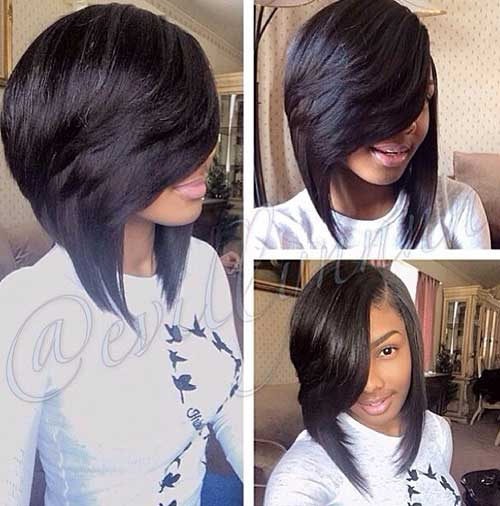 Best Short Bob Weave Hairstyles