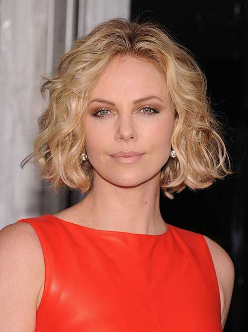 Wavy Bob Haircuts For Women Over 40
