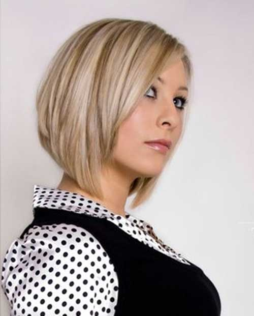 Inverted Straight Bob Ideas with Highlights