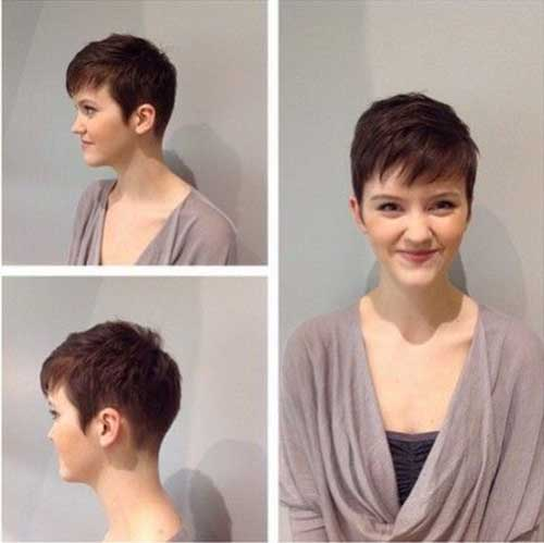 Short Haircuts For 2018-9