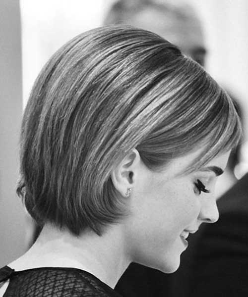 Side View of Popular Bob Haircuts
