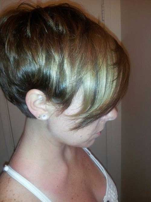 Short Haircut for Straight Hair-15