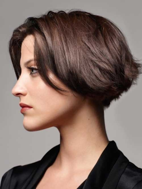 Short Haircuts for Thick Straight Hair-10