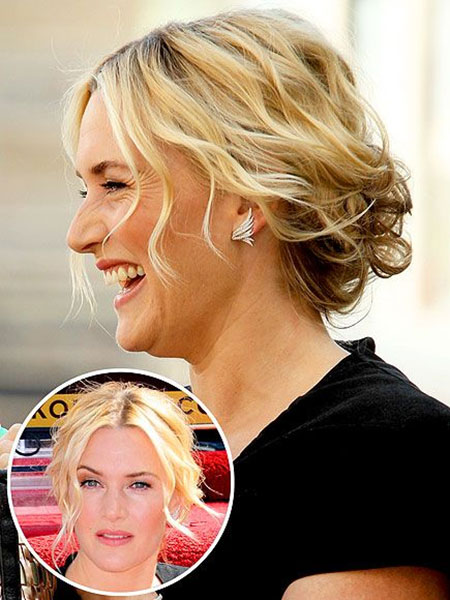 19 Wedding Hairstyle Short Hair_4