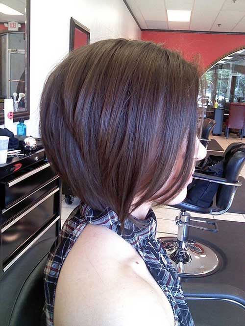 Best Bob Hairstyles Dark Hair Color