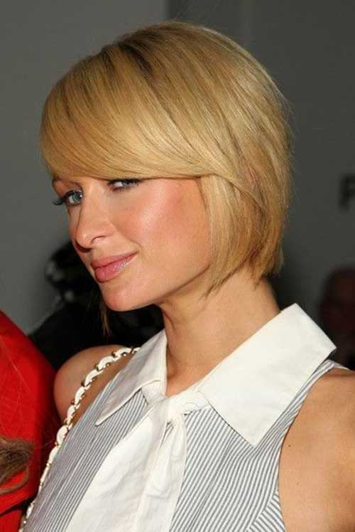 Cute Hairstyles for Short Hair-21