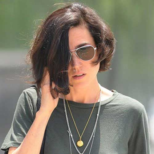 Jennifer Connelly Bob Hair