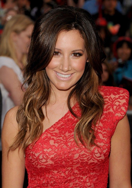 Ashley Tisdale Long Hair: Leichte Alltagsfrisuren