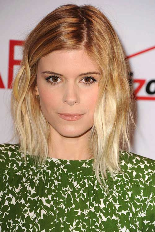 Nice Blonde Ombre Bob Hairstyles