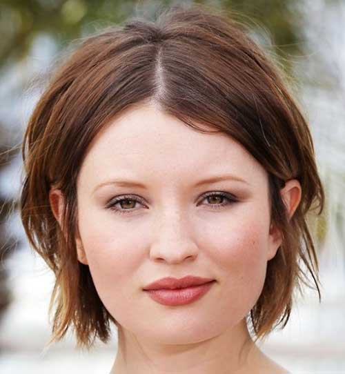 Best Bob Hairstyles for Round Faces