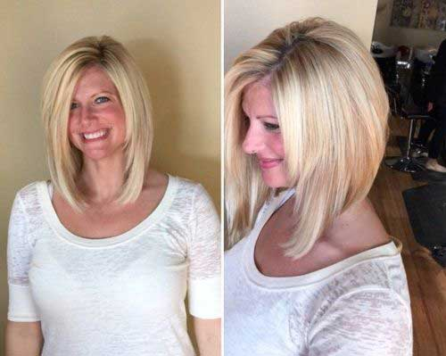 Layered Long Bob Hairstyles Idea