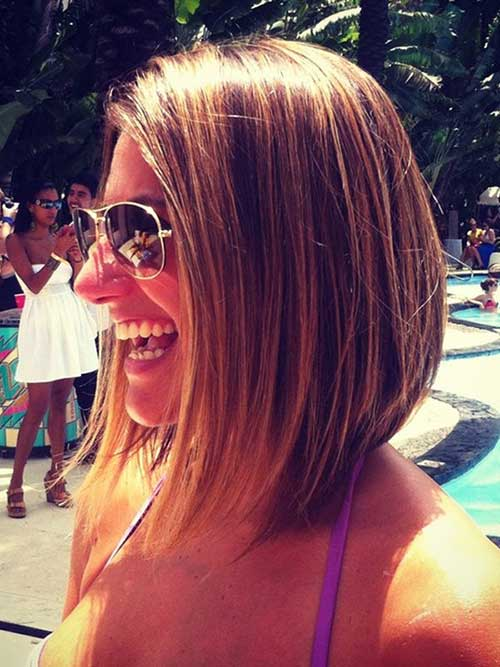 Best Long Angled Bob Haircuts Ideas