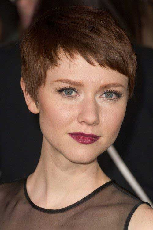 Cute Short Haircuts 2018-12