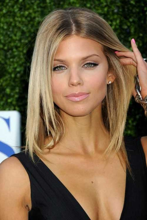 Long Bob Hairstyles for Wedding