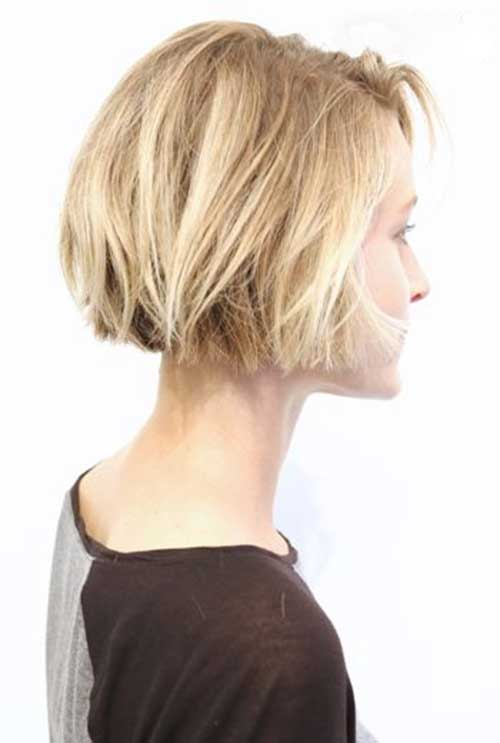 Cropped Bob Hairstyles 2018
