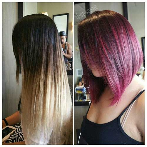 Ombre Bob Hairstyles-8