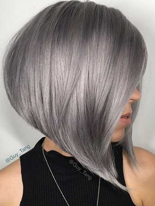 Short Grey Hair-7