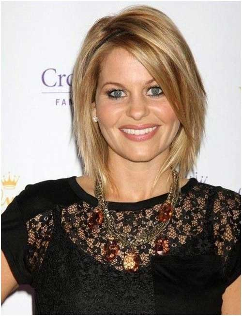 Candace Cameron Hairstyles Color
