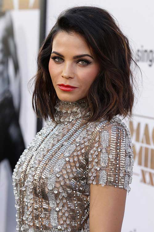 Popular Thick Dark Bob Haircuts