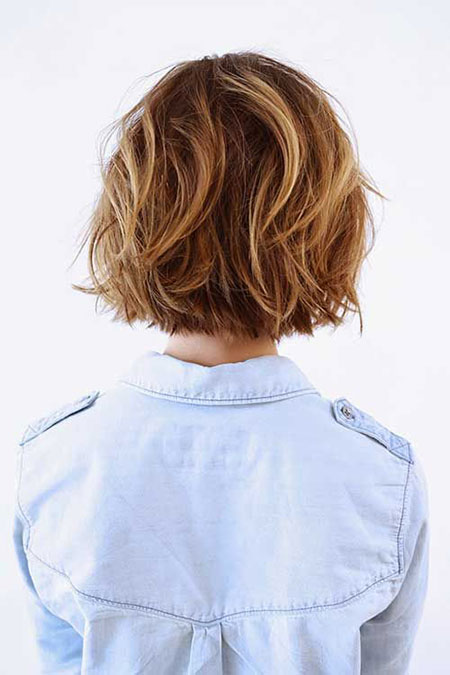 Layered Bob Hairstyles 2018 - 2018-3