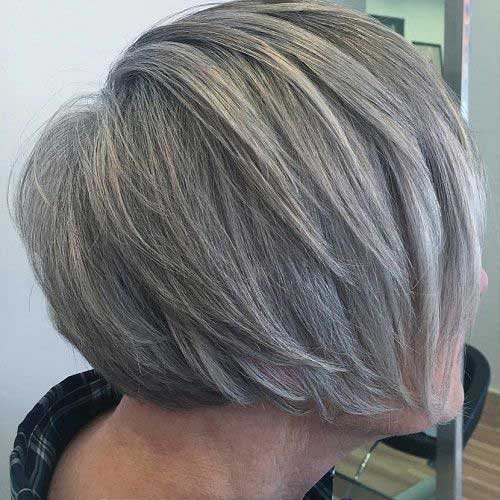 Bob Haircuts for Older Women-20