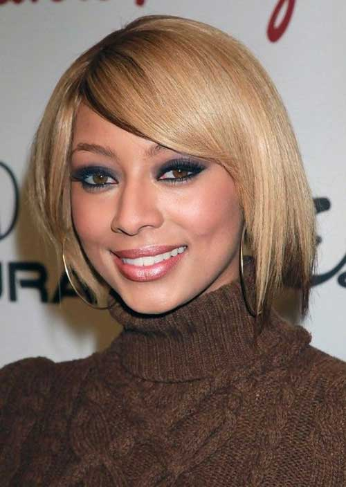 Blonde Bob Hair Ideas for Black Women