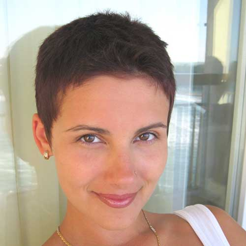 Cute Short Haircuts for Girls-23
