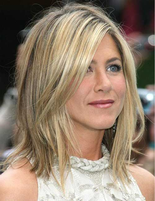Jennifer Aniston Cute Bob Haircut 2018