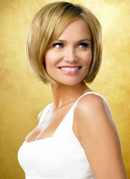 Cute Hairstyles for Short Straight Hair
