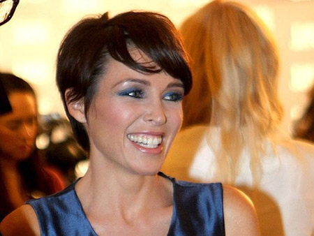 Danni Minogue's Awesome Pixie Cut