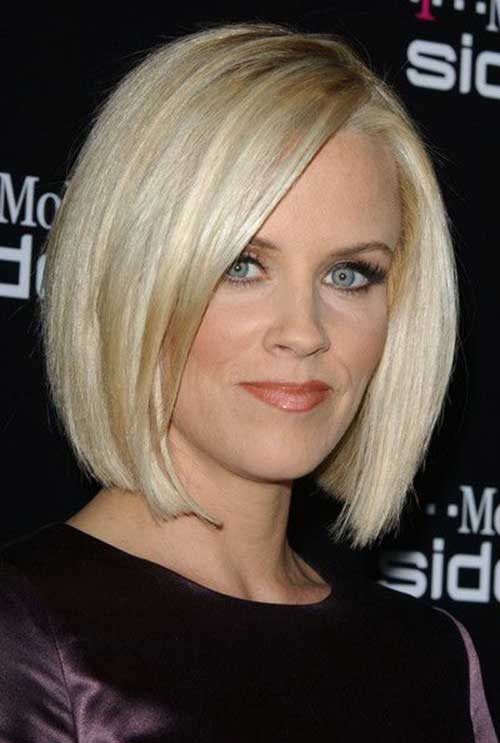 Thin Medium Bob Haircuts 2018-2018