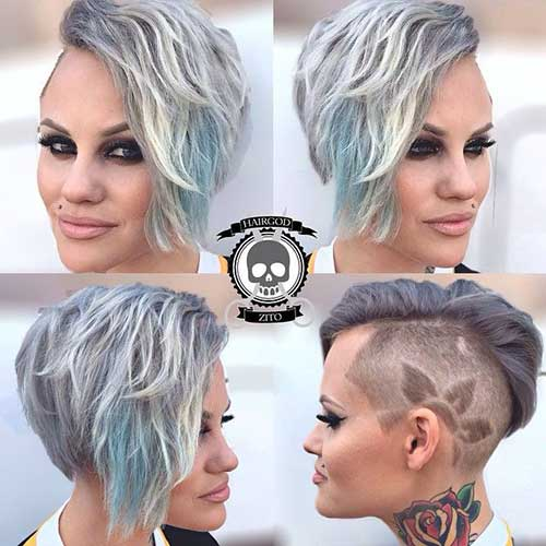 Latest Short Hairstyles-11