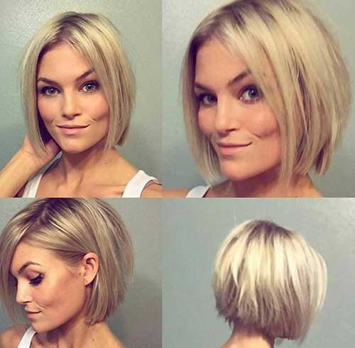 Cute Short Haircuts 2018-31