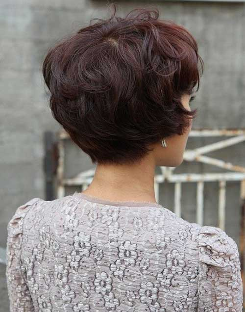 Best Short Hairstyles for Women Back View