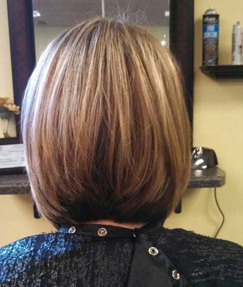 Back View of Bob Hairstyles-20