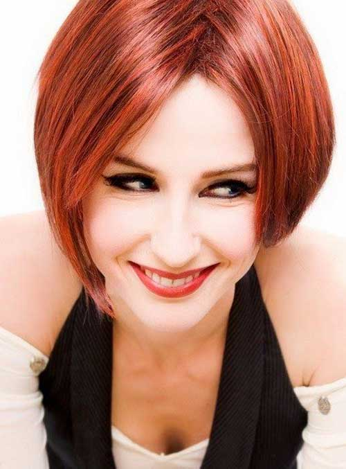 Cute Hairstyles for Short Hair-24