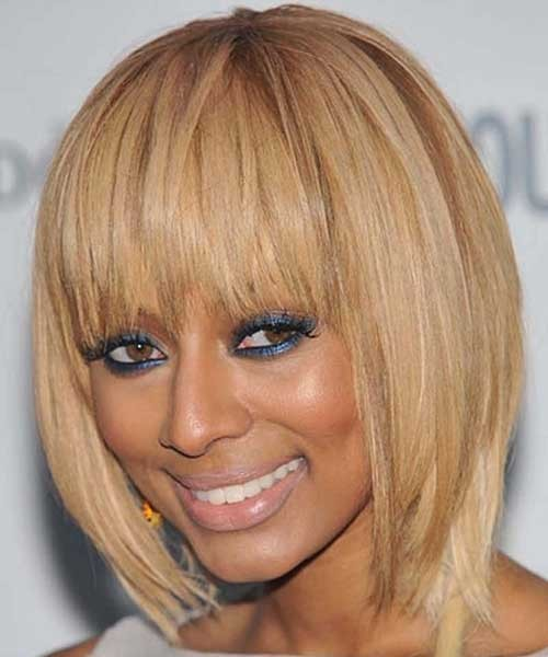 Keri Hilson Best Short Hairstyles