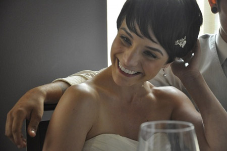 Cool and Attractive Pixie Cut