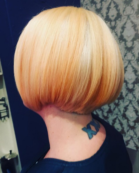 Balayage, Ombre Hairstyles with Bob Cut - Sexy Hot Hair Styles for Short Hair