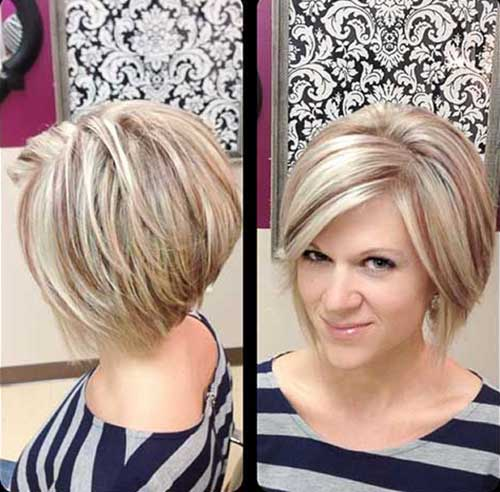 Cute Short Haircuts 2018-24